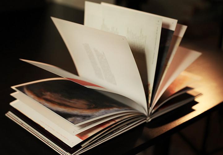 64 страници с картини, мои стихове, импресии и мисли за процеса на работа