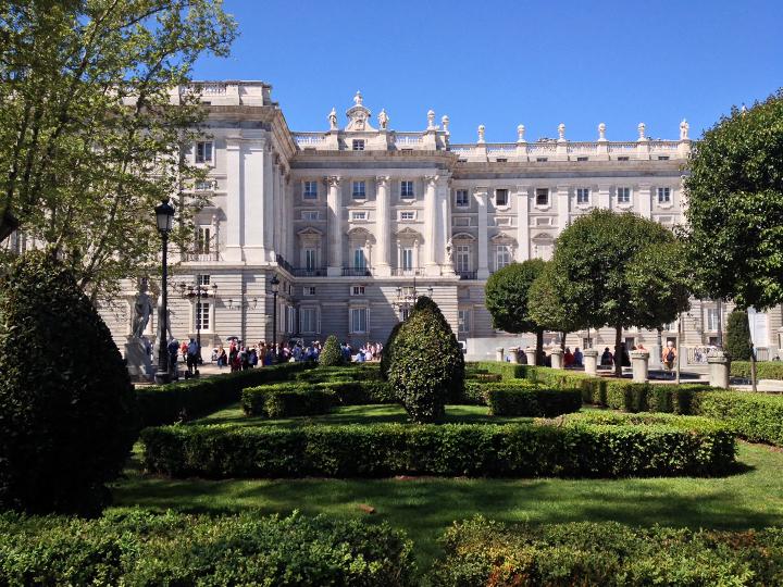фрагменти от Испания – част I: Мадрид