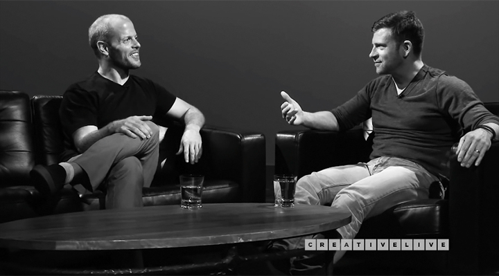Tim Ferriss on CreativeLive