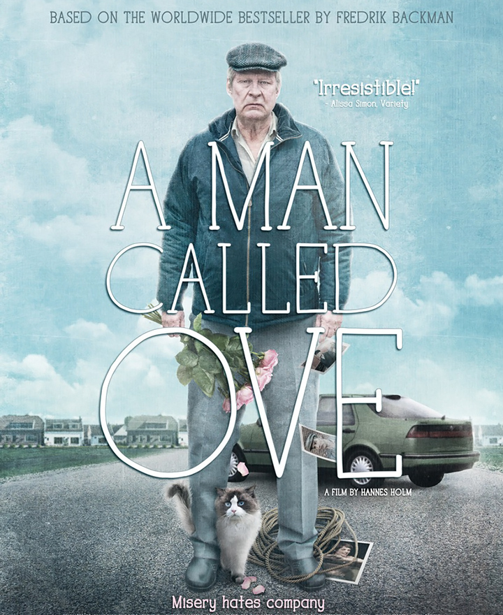 """A man called Ove"""