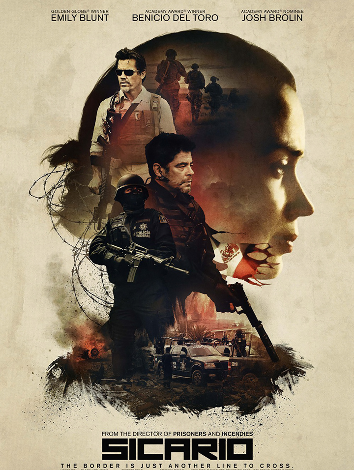 Sicario and other stuff