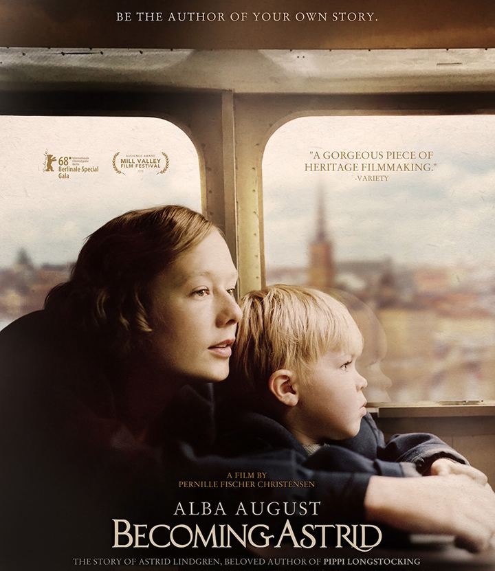 """""""Becoming Astrid"""""""