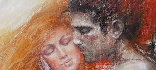 AcristaArt_Fire_bride_soft_pastel_detail