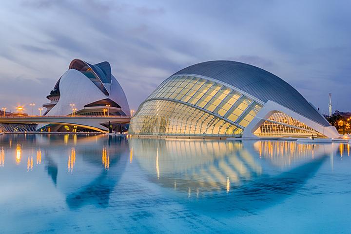 Фрагменти от Испания: Валенсия част II