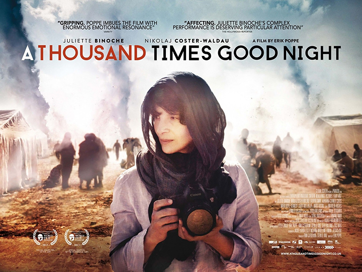 """A thousand Times Good Night"""