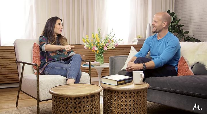 Тим Ферис в разговор с Мари Форлео