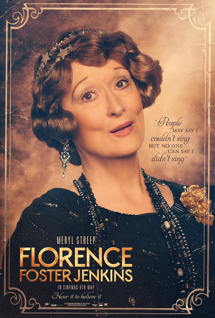 """""""Florence Foster Jenkins"""""""